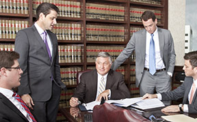 Orlando Attorney Clay Townsend and the Business Trial Group